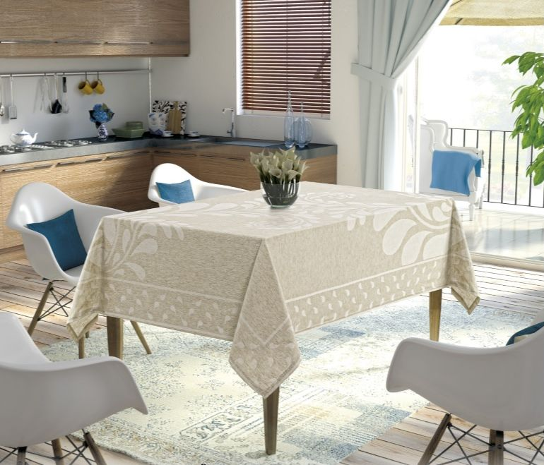 Скатерть TABE Linen Collecction 9131-1