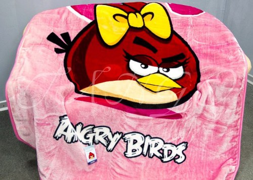 Плед Angry Birds 3004-01-1