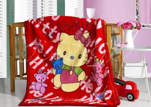 Плед Hello Kitty 3022-01-1